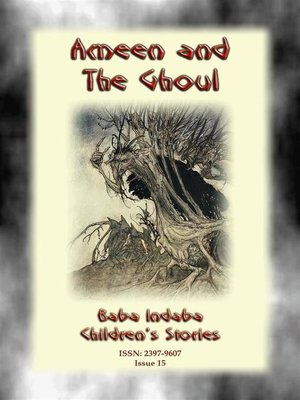 cover image of AMEEN AND THE GHOUL--A Persian Fairy Tale